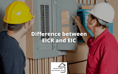 Electrical Installation Condition Reports and Electrical Installation Certificates