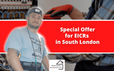 Special Offer on Electrical Installation Condition Reports (EICRs) in South London
